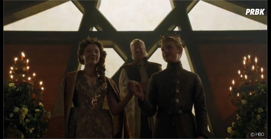 Game of Thrones saison 5 : le mariage de Margaery et Tommen dans la bande-annonce