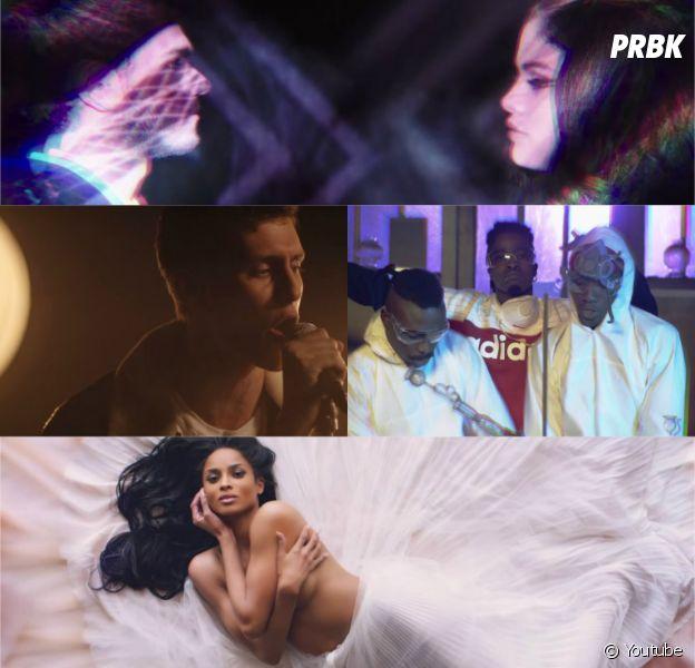 Selena Gomez et Zedd, The Coolege, Jean-Baptiste Maunier, Ciara et Sianna dans les meilleurs clips de la semaine, mars 2015