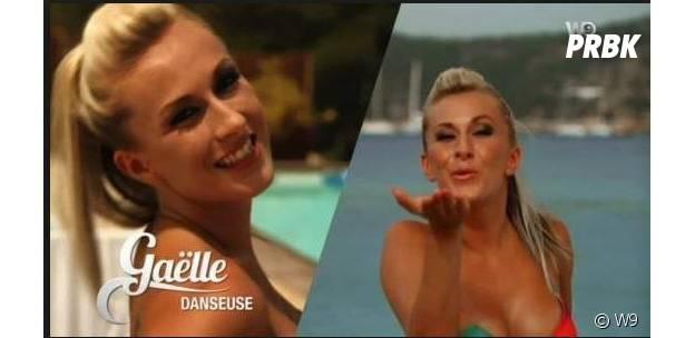 Gaëlle Petit en blonde dans Les Ch'tis à Ibiza