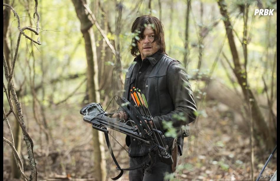 The Walking Dead saison 5 : Daryl sort les armes