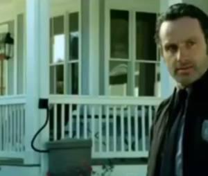 The Walking Dead saison 5 : Rick prêt à partir en guerre ?