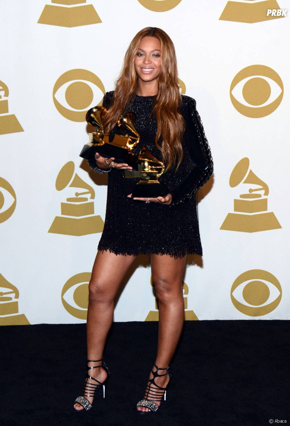 Beyoncé sacrée aux Grammy Awards 2015