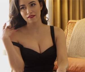 Christian Serrato (The Walking Dead) sensuelle pour un shooting de Playboy