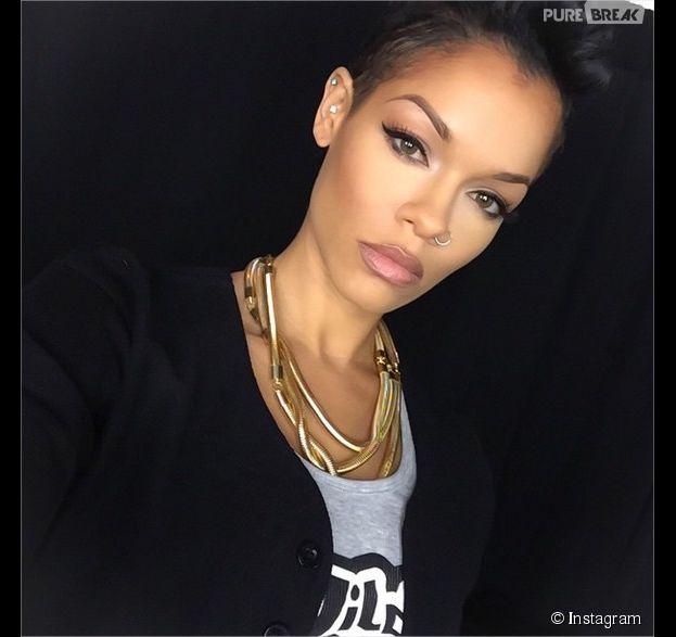 Chris Brown en couple avec un sosie de Rihanna ? La ressemblance est flagrante entre la sexy Candice Brook et son ex