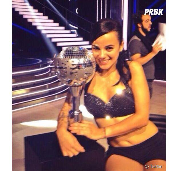 Alizée, gagnante de Danse avec les stars 4 et dans le jury de Danse avec les stars 6 ?