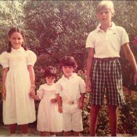 Matthieu Delormeau enfant : sa photo dossier qui amuse Instagram