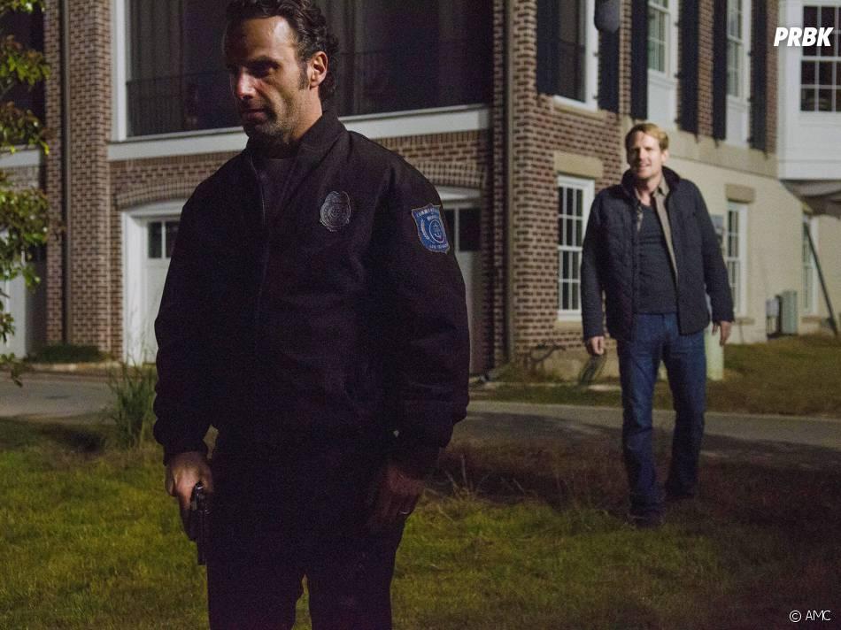 The Walking Dead saison 5 : Rick a tué Pete dans le final