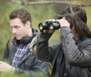 The Walking Dead saison 5 : Daryl et Aaron sur une photo