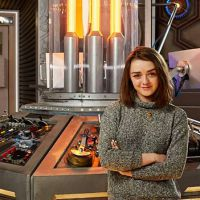 Game of Thrones : Maisie Williams (Arya) au casting de la saison 9 de Doctor Who