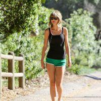 Taylor Swift en micro-short : sa séance de sport très sexy