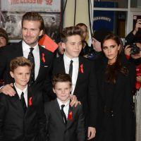 David Beckham s'est incrusté au premier rendez-vous galant de son fils Brooklyn !
