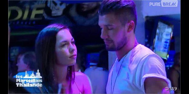 Kevin (Les Marseillais en Thaïlande) se rapproche de Stéphanie, dans l'épisode du 2 avril 2015