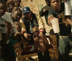 "Kendrick Lamar - King Kunta, le clip officiel extrait de l'album ""To Pimp A Butterfly"""