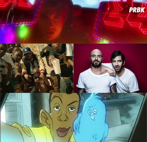 Stromae, Nekfeu, Kendrick Lamar, Make The Girl Dance et Marvin Dupré dans les meilleurs clips de la semaine sur Purebreak, avril 2015