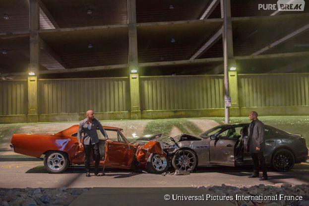 Fast and Furious 7 : combien de voitures ont été détruites pour le tournage ?
