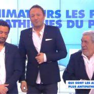 Cyril Hanouna et Arthur élus animateurs les plus antipathiques : ils s'en moquent dans TPMP