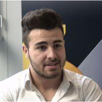 """Kevin d'Andrea (Top Chef 2015) : """"Pourquoi prendre la grosse tête ?"""" (interview vidéo)"""