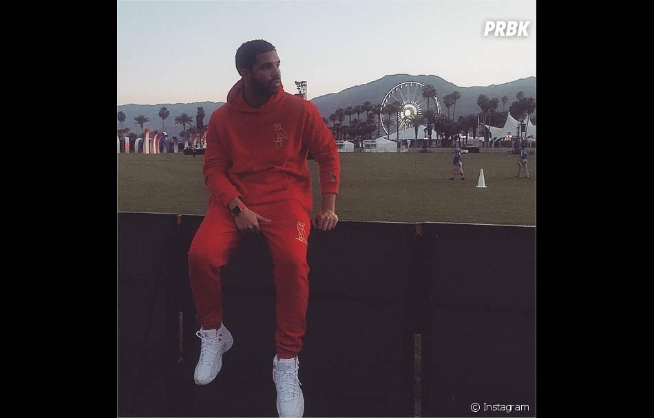 Drake : Madonna l'a rejoint sur scène à Coachella 2015 pour un baiser qui fait le buzz