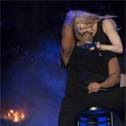 Drake dégoûté par le baiser de Madonna ? Il s'explique