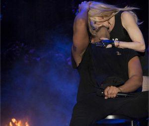 Drake dégoûté par le baiser de Madonna à Coachella 2015 ? Il s'explique