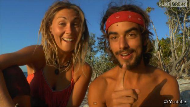 Justine de L'amour est dans le pré saison 7 voyage au bout du monde pour un web-documentaire financé par les internautes