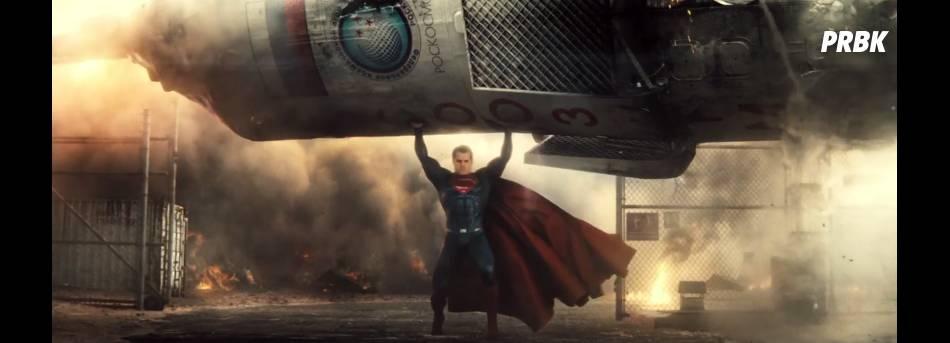 Batman V Superman : Clark Kent en danger