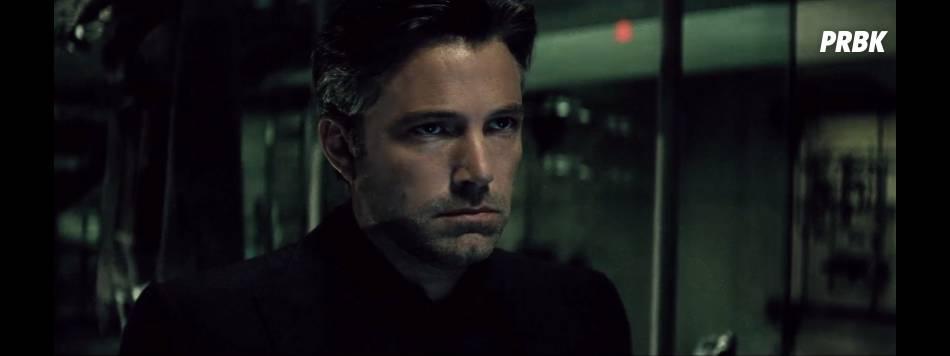 Batman V Superman : Ben Affleck en Bruce Wayne