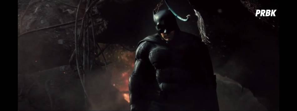Batman V Superman : Bruce Wayne prêt à casser du Superman