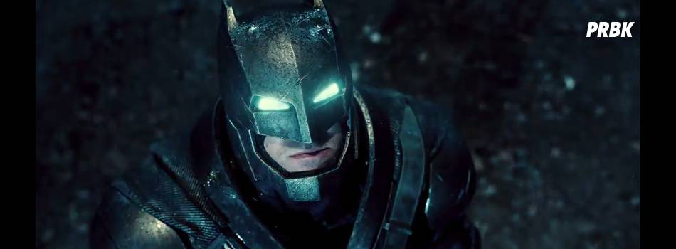 Batman V Superman : Bruce Wayne dans son armure