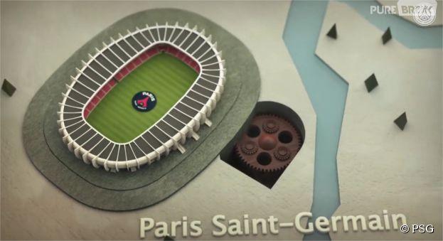 Le PSG refait le générique de Game of Thrones façon Ligue 1