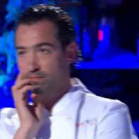 Pierre Augé gagnant du Choc des Champions Top Chef face à Xavier Koenig... qu'il confond avec Kévin