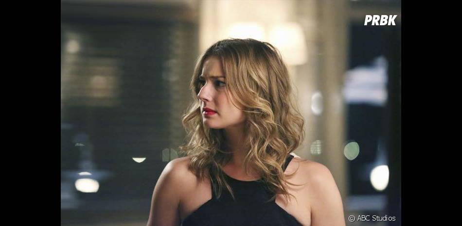 Revenge saison 4 : Emily sur une photo