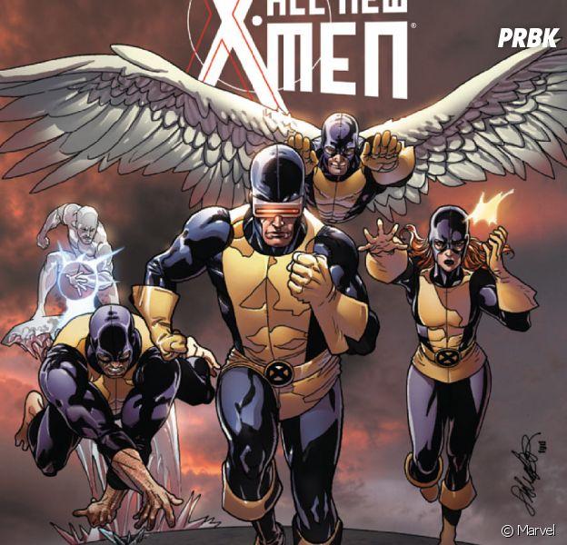 All New X-Men : un mutant annonce son homosexualité dans les comics