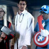 Alison Wheeler : une météo version Avengers... avec Sébastien Folin et Laurent Romejko
