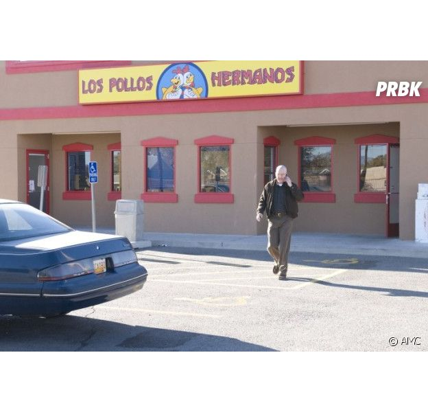 Breaking Bad : un restaurant Los Pollos Hermanos en chantier ?