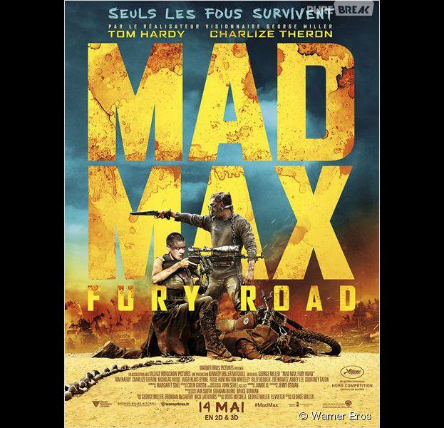 Mad Max Fury Road sortira le 14 mai au cinéma