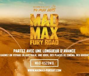 Bande-annonce de Mad Max Fury Road