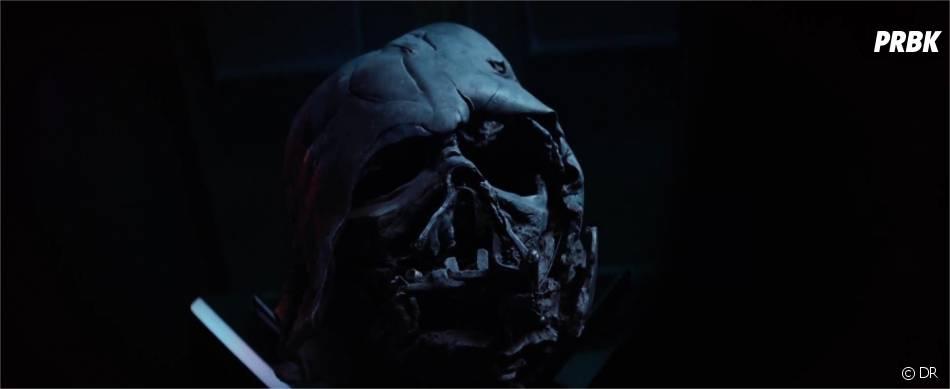 Star Wars 7 : le casque de Dark Vador dans la seconde bande-annonce