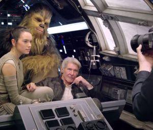 Star Wars 7 : les coulisses du shooting du magazine Vanity Fair