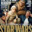 Star Wars 7 sur la couverture du magazine Vanity Fair, mai 2015