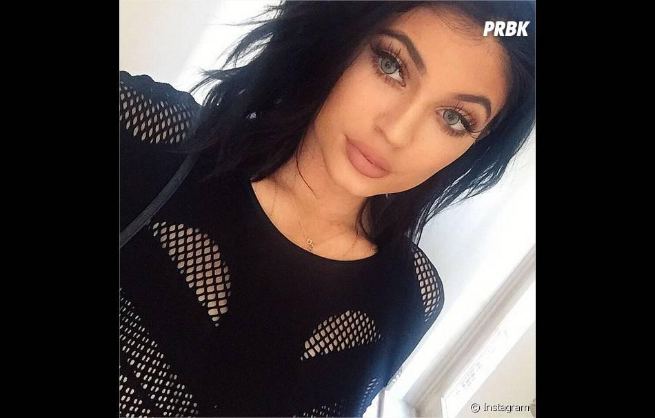 Kylie Jenner : elle a avoue enfin avoir fait gonfler ses lèvres dans un épisode de KWTK
