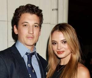 Miles Teller et sa petite amie Kaleigh Sperry