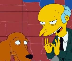 Les Simpson : la voix de Monsieur Burns quitte la série