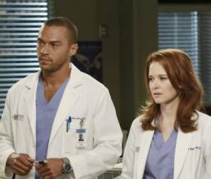 Grey's Anatomy saison 11 : un break pour April et Jackson