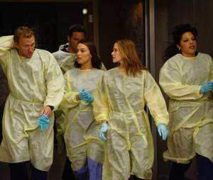 Grey's Anatomy saison 11 : un final sous tension
