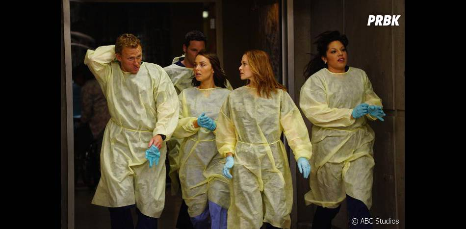 Grey's Anatomy saison 11 : un final sous tension