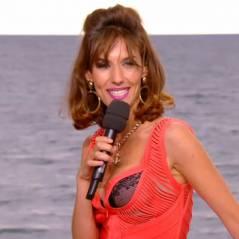 Doria Tillier décolletée et délirante pour son retour dans Le Grand Journal de Cannes