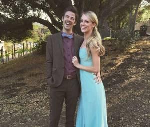 Heather Morris mariée : Grant Gustin présent au mariage