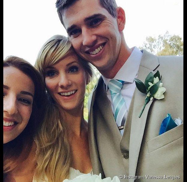 Heather Morris s'est mariée à Taylor Hubbell le samedi 16 mai