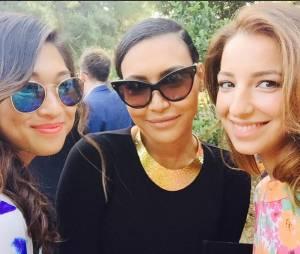 Heather Morris mariée : Naya Rivera etJenna Ushkowitz présentes au mariage